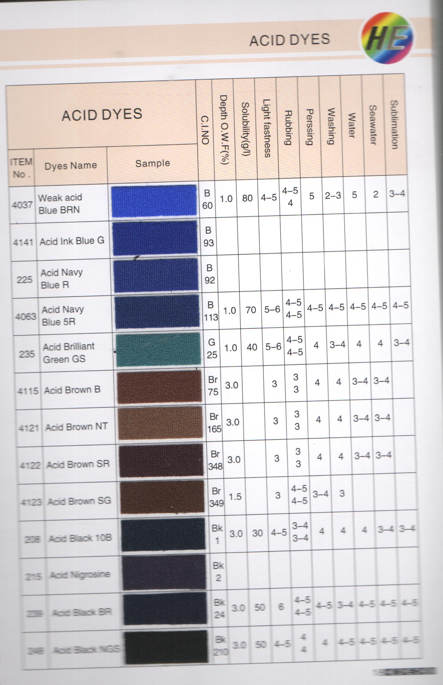 ACID રંગોનો 03