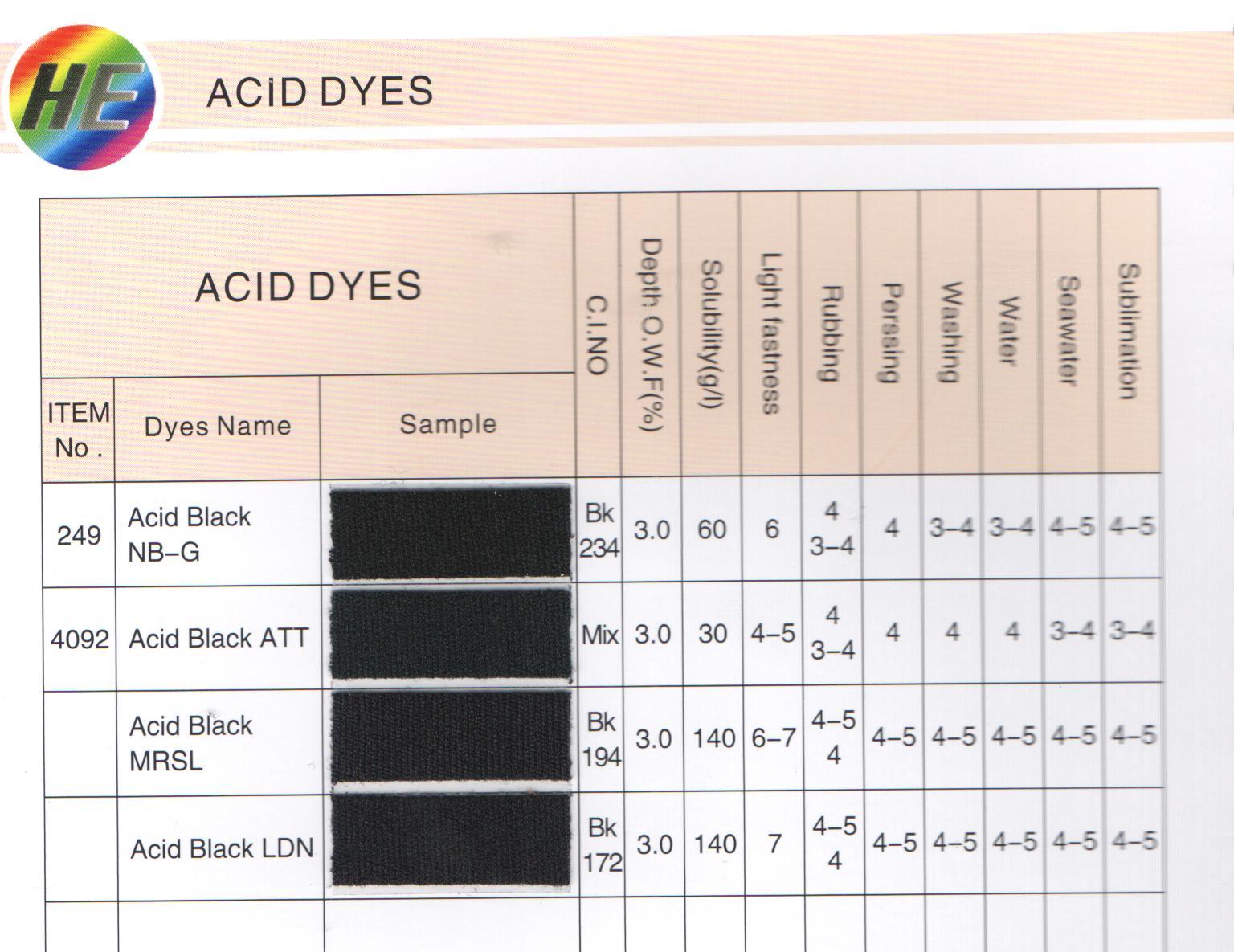 ACID ডাই 04